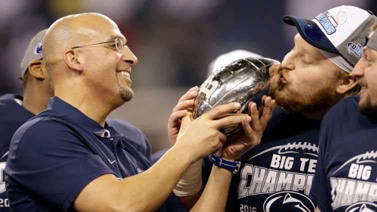 Epic Comeback Buoys Penn State's Final 4 Hopes