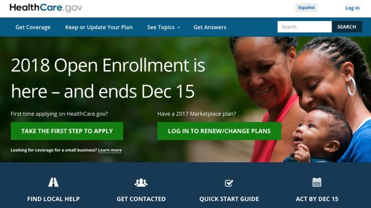 ACA Healthcare Marketplace Enrollment Closes Friday