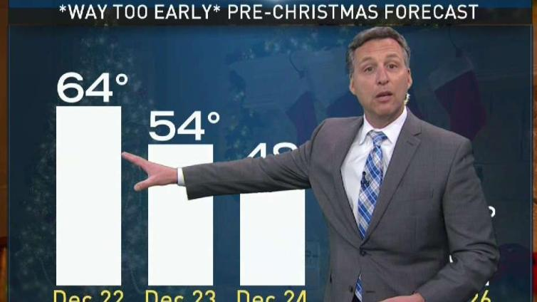 Rick Mitchell's Way-Too-Early Christmas Forecast