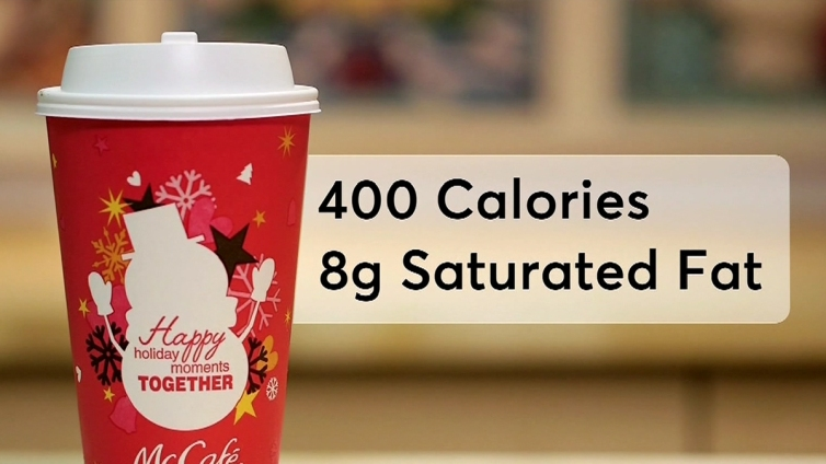 Consumer Reports: High Calorie Holiday Coffee Drinks