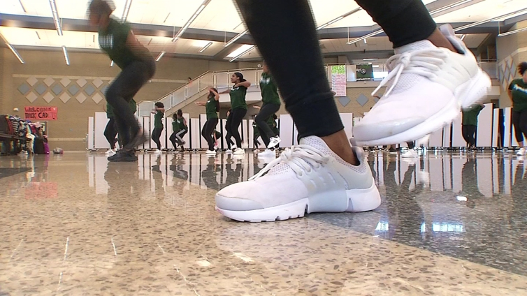 Mansfield Step Team Hopes to Compete in National Competition