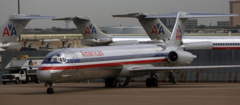 FAA Digs Into AA's MD-80 Fix
