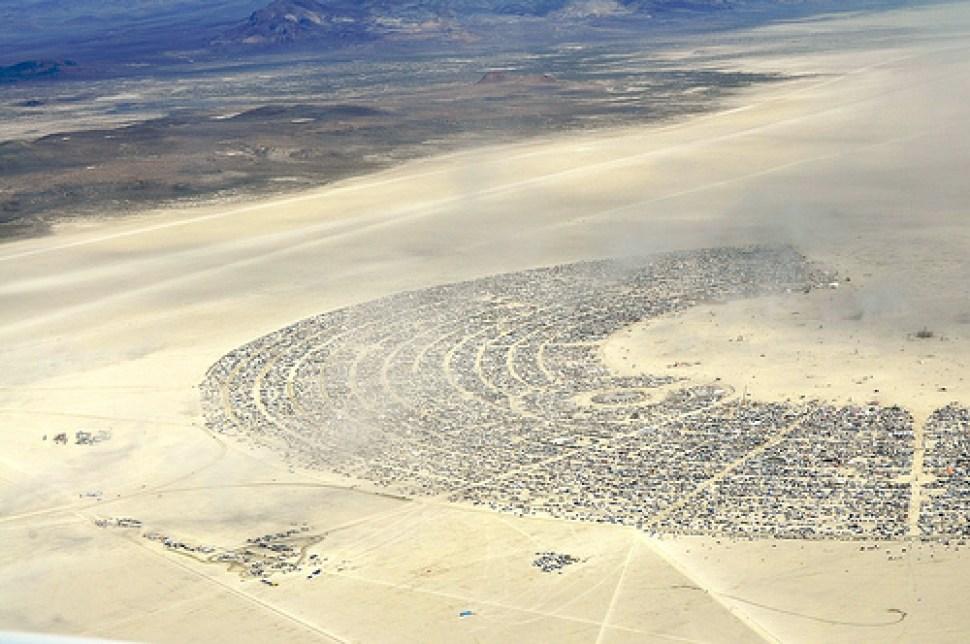 Burning Man Staffer Dies on Site Ahead of Festival
