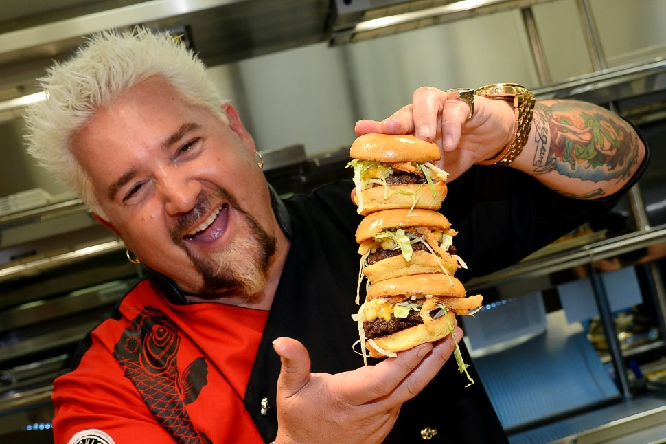 Guy Fieri Wants Out of Restaurant Chain