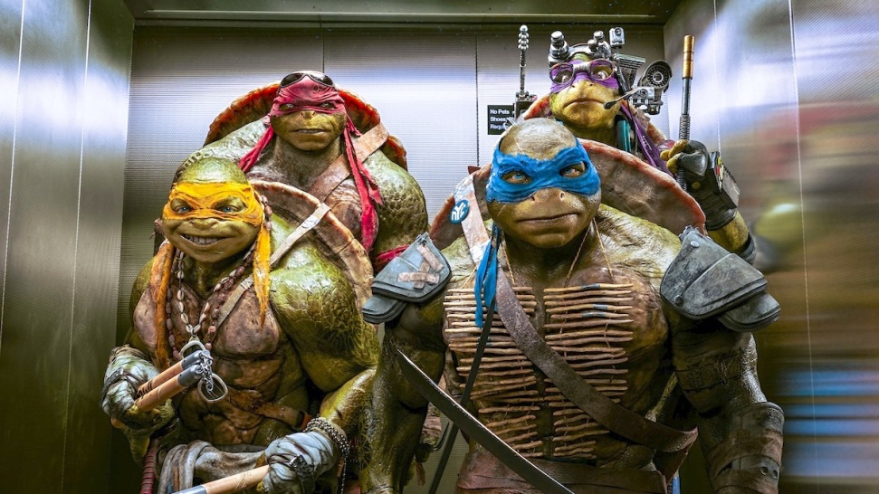 """Teenage Mutant Ninja Turtles"" Get a Digital and Divisive Redesign"