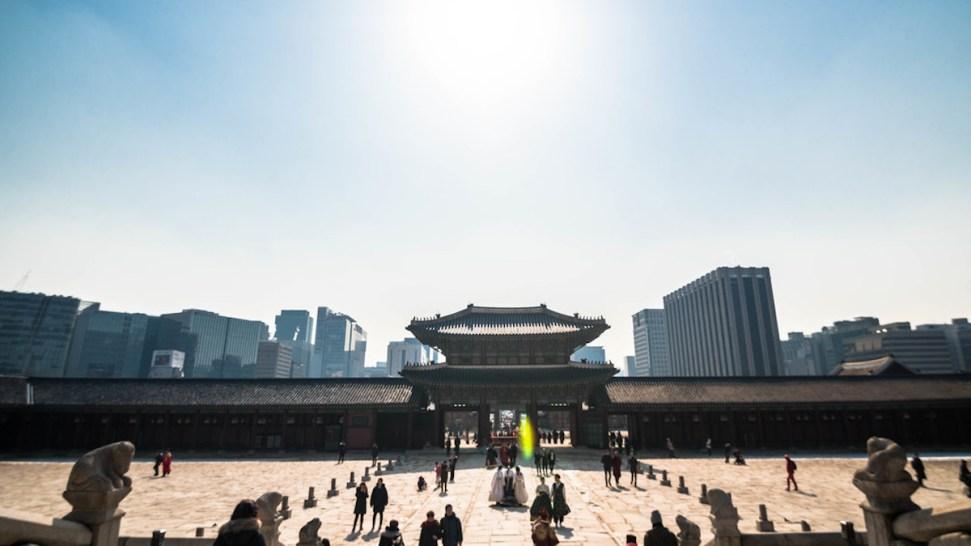 South Korea in 360°