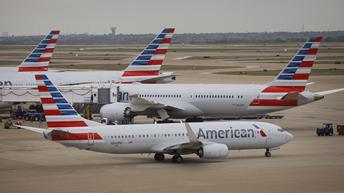 Winter Storm Forces American Airlines to Cancel Flights