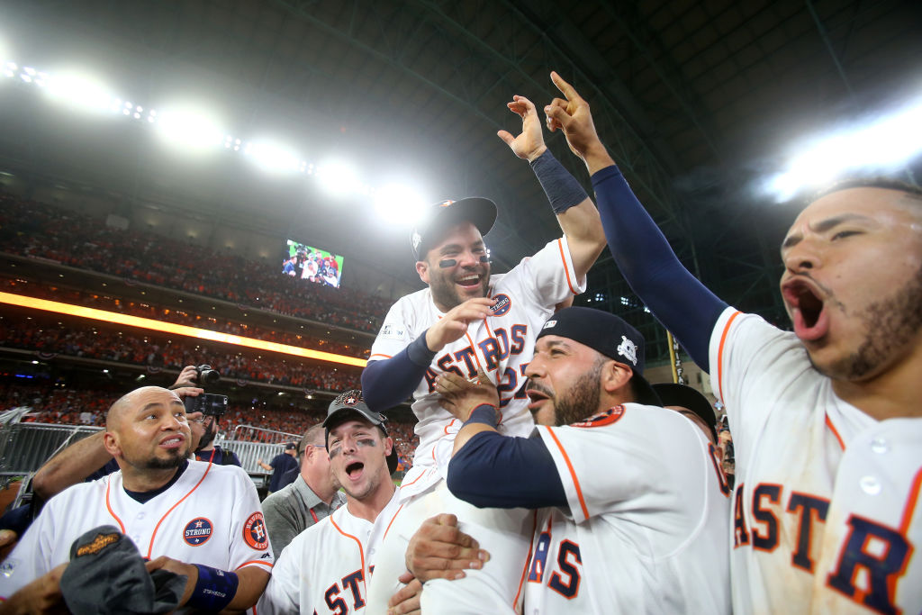 Astros Beat Yankees 4-0 in Game 7, Reach World Series