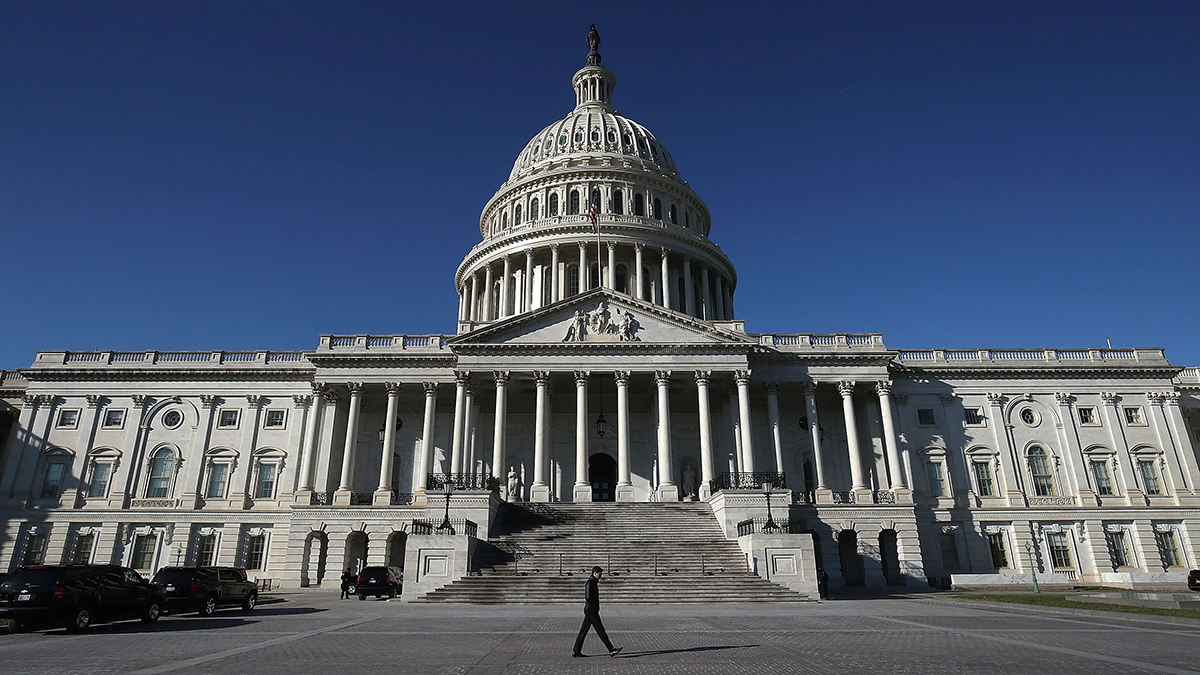 Lawmakers React to Possibilty of Government Shutdown