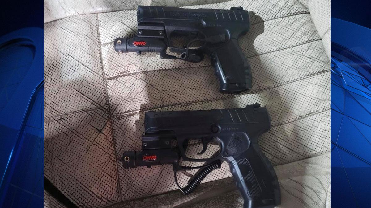 BB Gun Shooting in Arlington