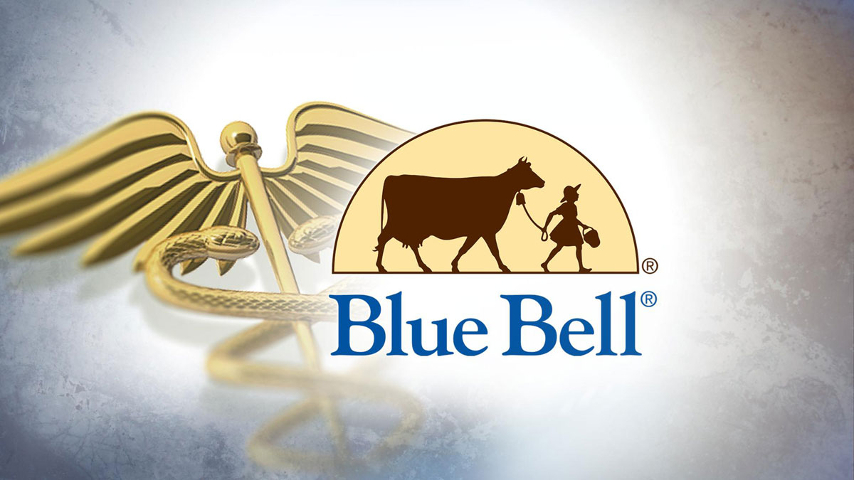 As blue bell begins its much anticipated return to store shelves the