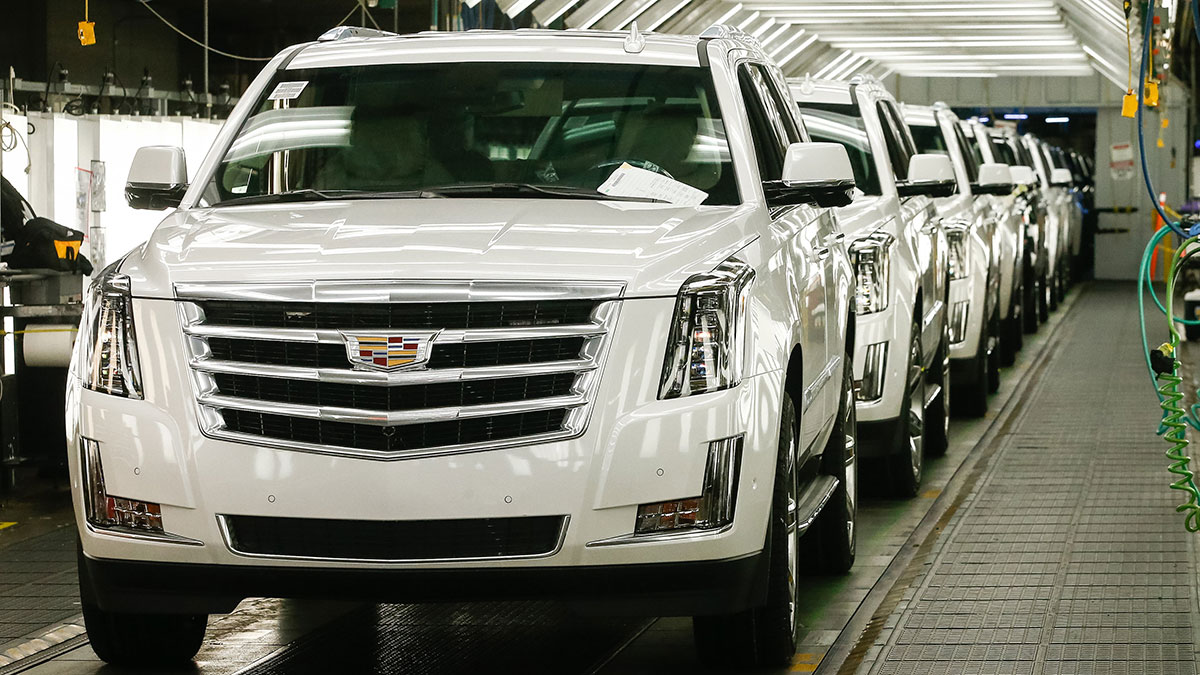 GM Investing $20M in Arlington Plant for New SUV Launch