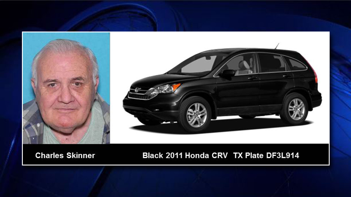 Authorities issued a silver alert for a man with cognitive impairment on Thursday.Photo Credit: Flower Mound Police Department