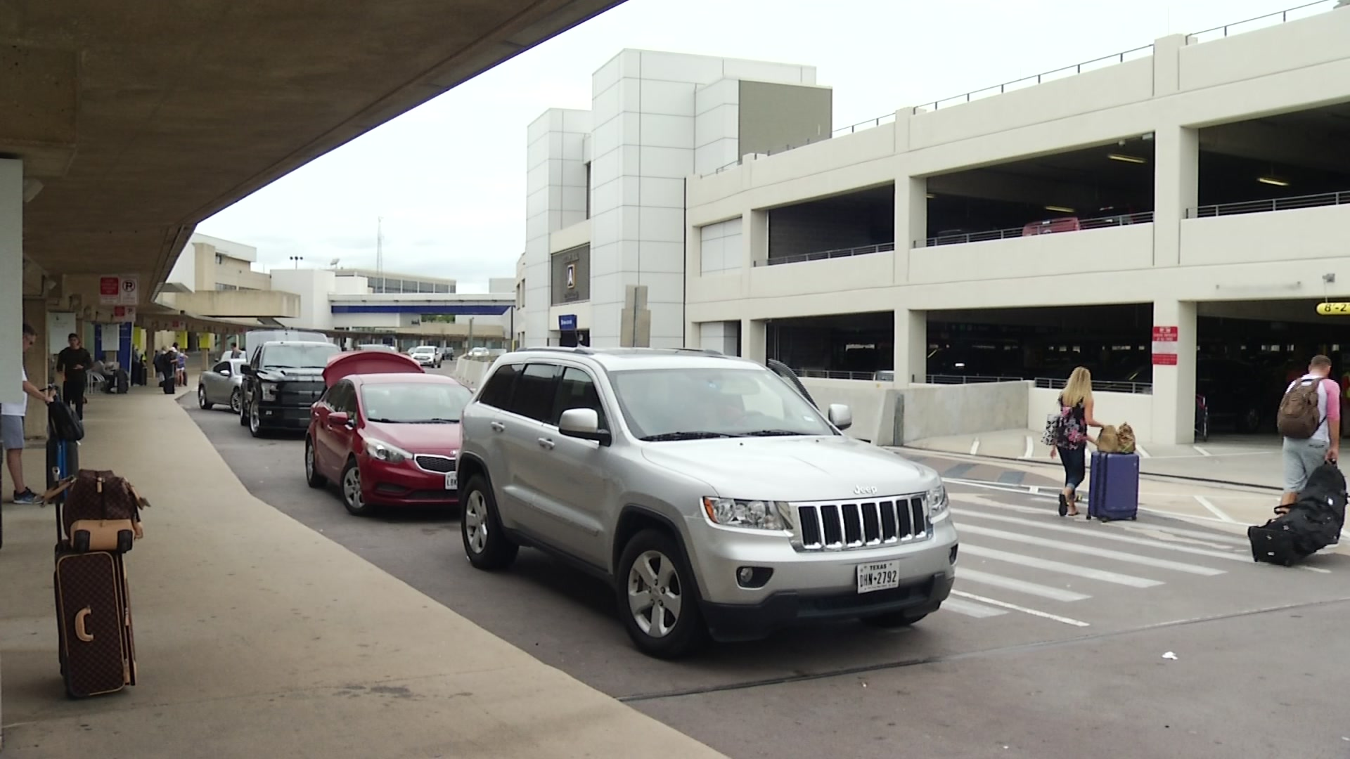 DFW Airport Offers Prepaid $8 Parking in 12-Day Sale