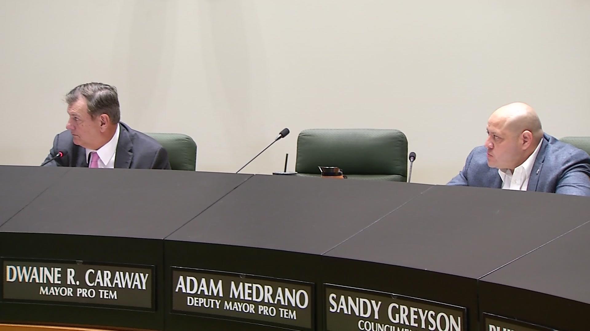 Caraway Seat Runoff Pits Former Council Member vs Activist