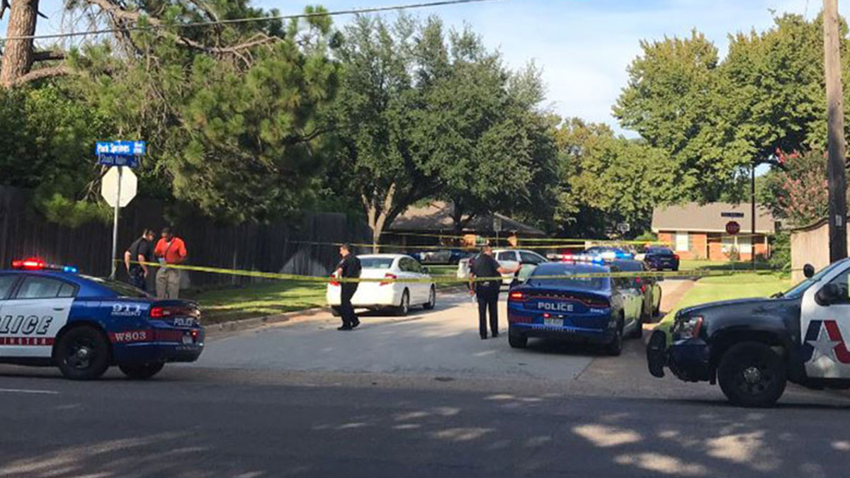 Carjacking and Police Chase Ends in Deadly Shooting