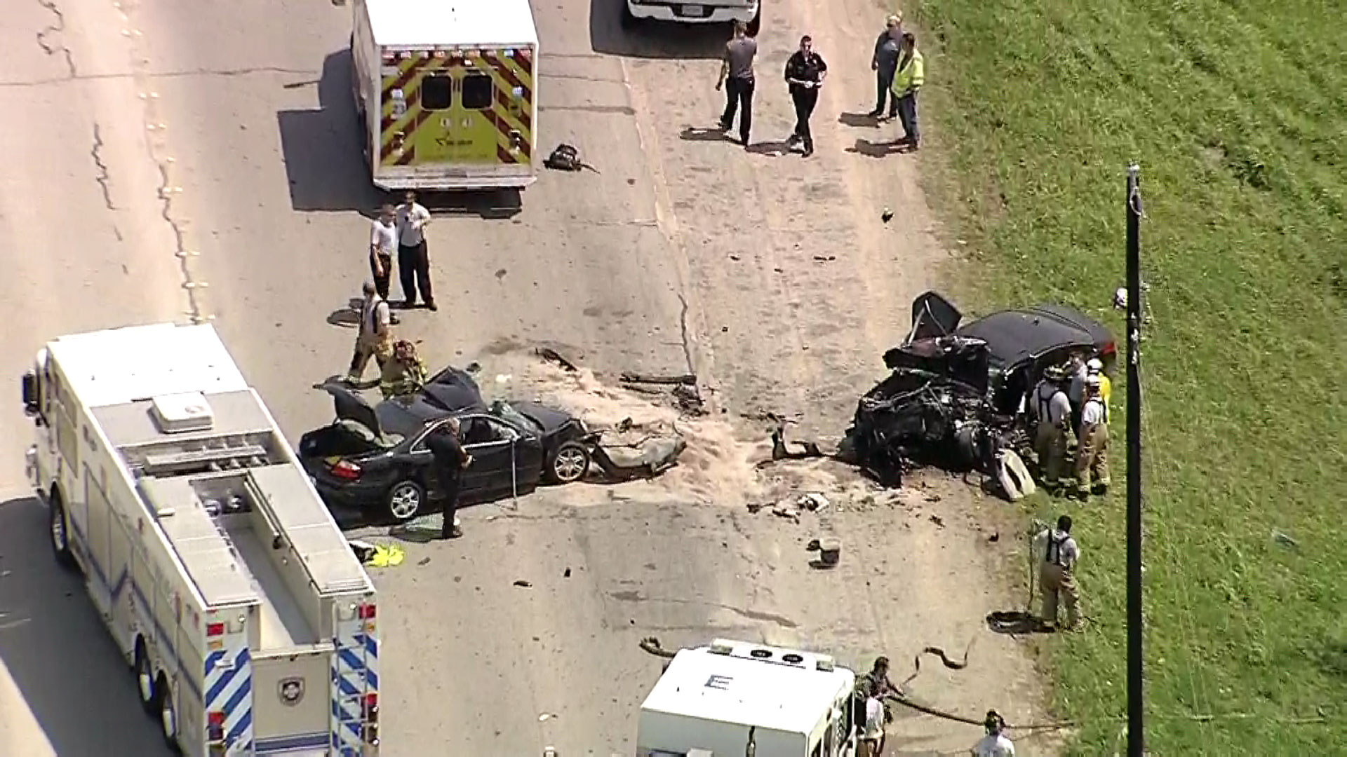 northside drive closed due to fatal crash - dallas news - newslocker