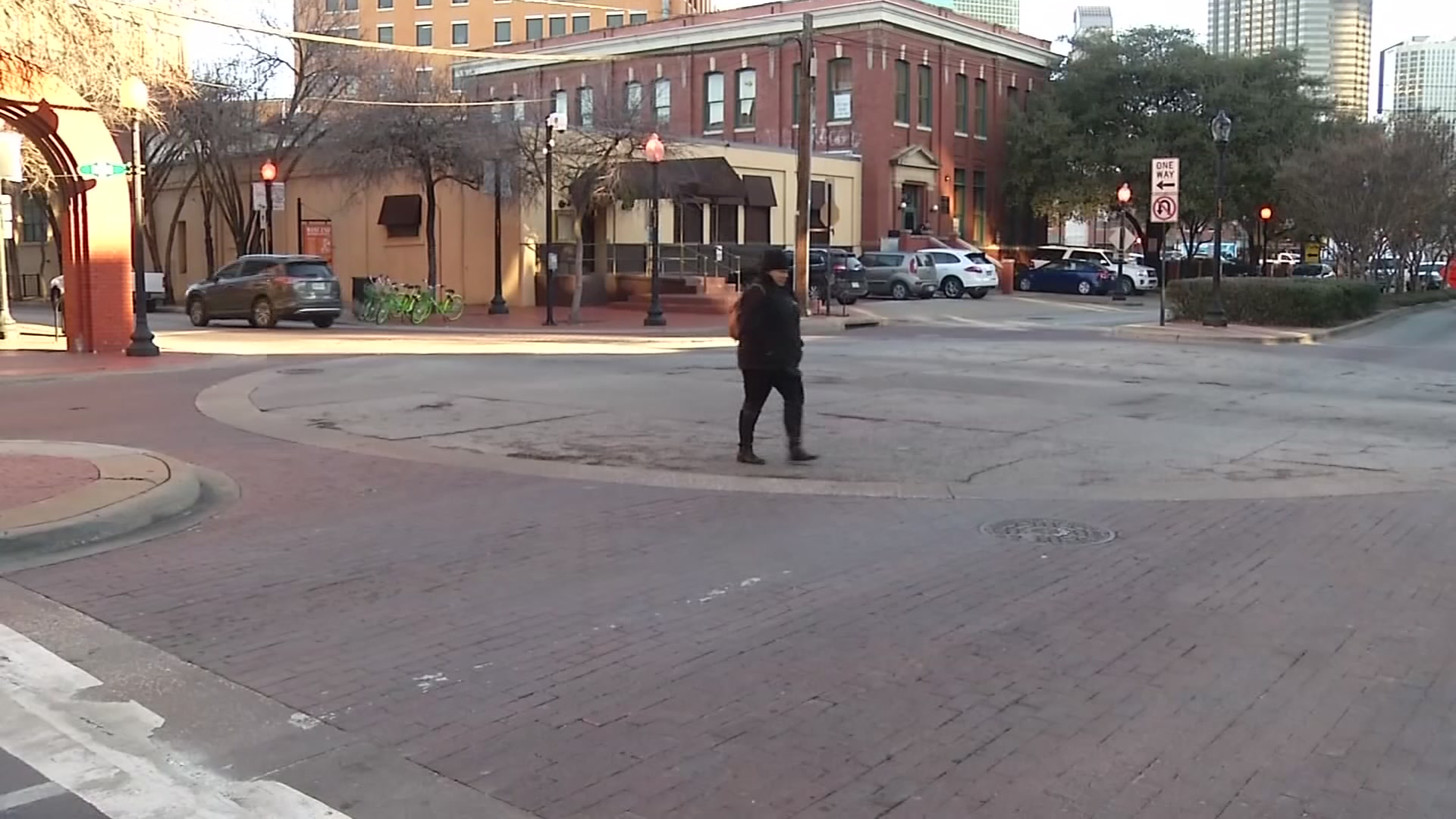 Dangerous Areas for Pedestrians in North Texas