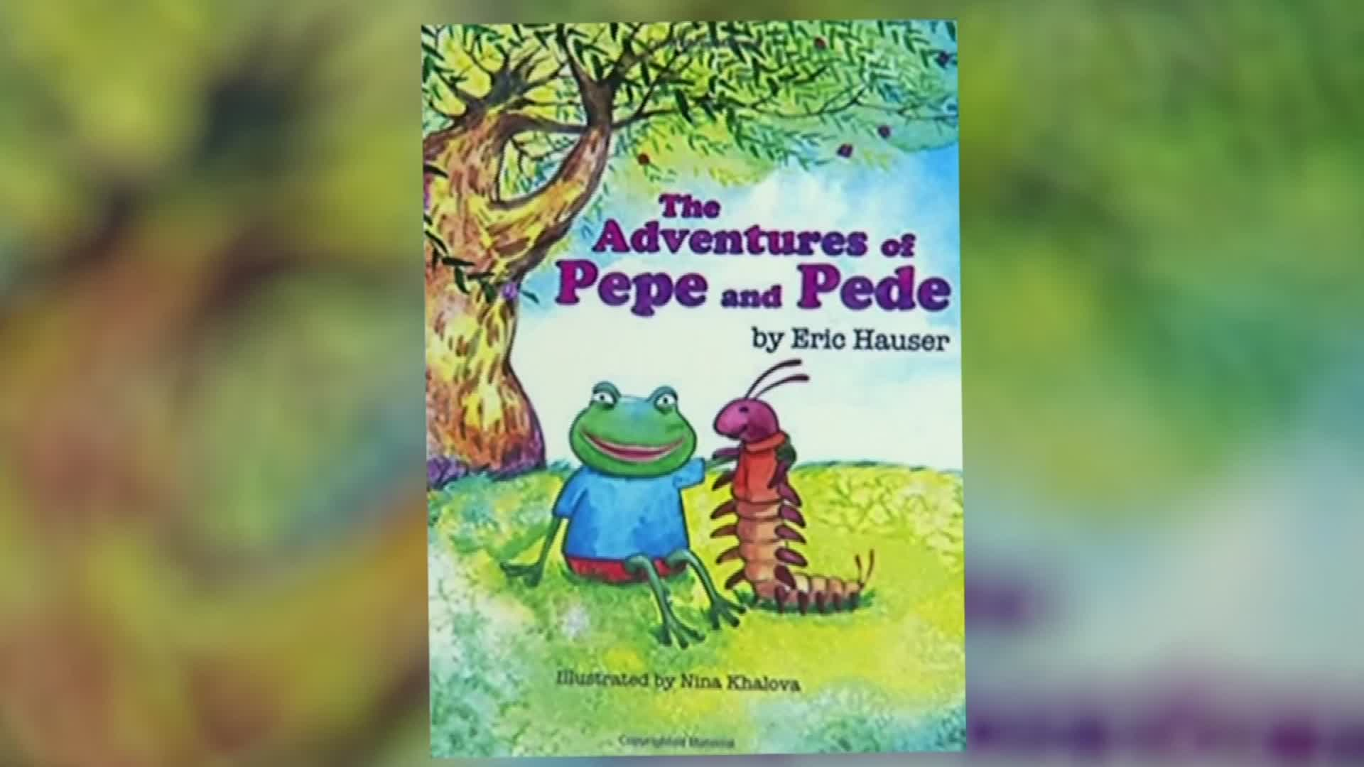 Denton Assistant Principal Under Fire for Writing Kid's Book