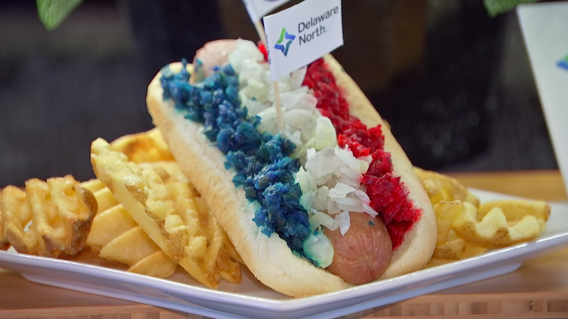 Texas Rangers Unveil 2019 Ballpark Food