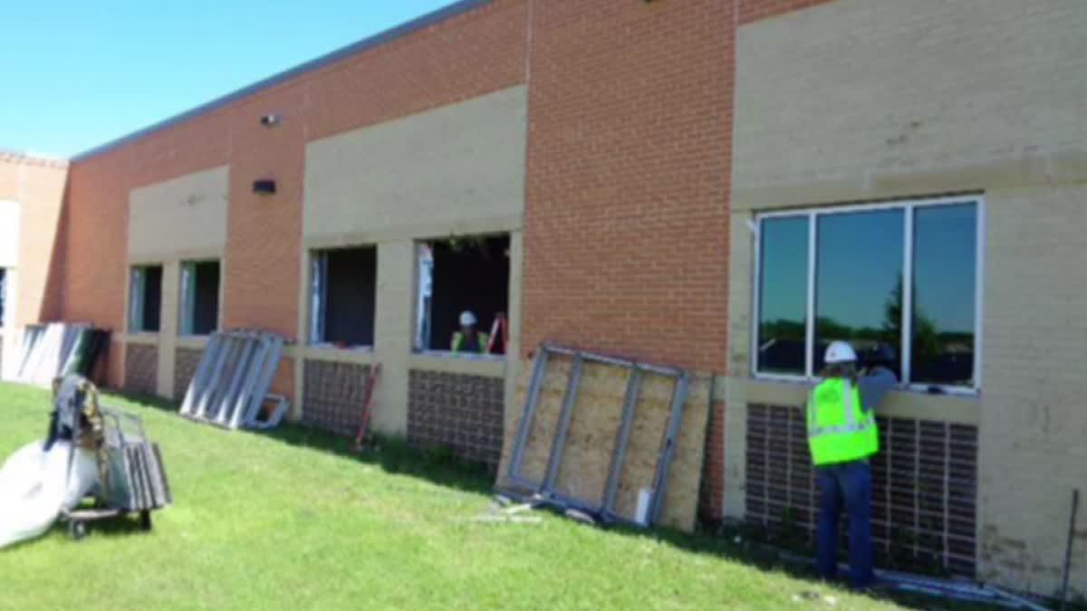 Fort Worth Credit Repair Lawyer >> Shields Elementary School Rebuilds After Tornado Damage - Dallas news - NewsLocker